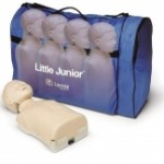 Little Junior CPR Manikin 4-Pack (Code: LAE18002250)