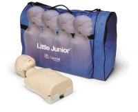 Little Junior CPR Manikin 4-Pack (Code: LAE18002250)