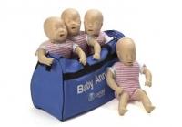 Baby Anne CPR Manikin 4-Pack (Code: LAE050010)