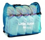 Little Anne CPR Manikin 4-Pack (Code: LAE121-01050)