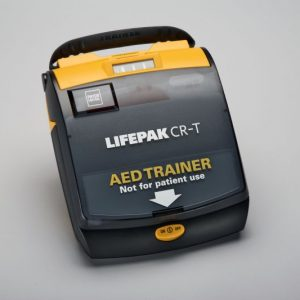 LIFEPAK CR-T Training Automated External Defibrillator (AED) - Buy online at medtek.com.au