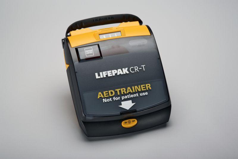 LIFEPAK CR-T Training Automated External Defibrillator (AED) - Buy online at medtek.com.au