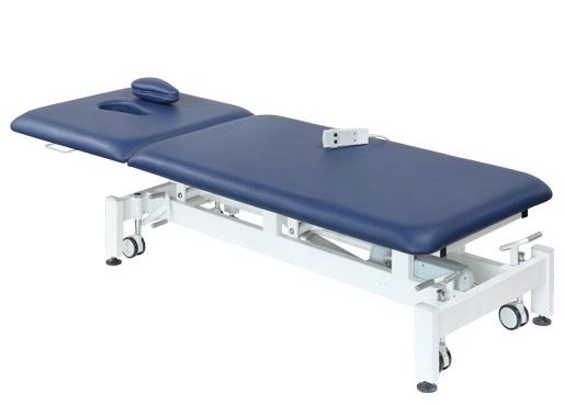 Dalcross bariatric 1252e 2 section power hilo couch medtek for Electro motor services hilo