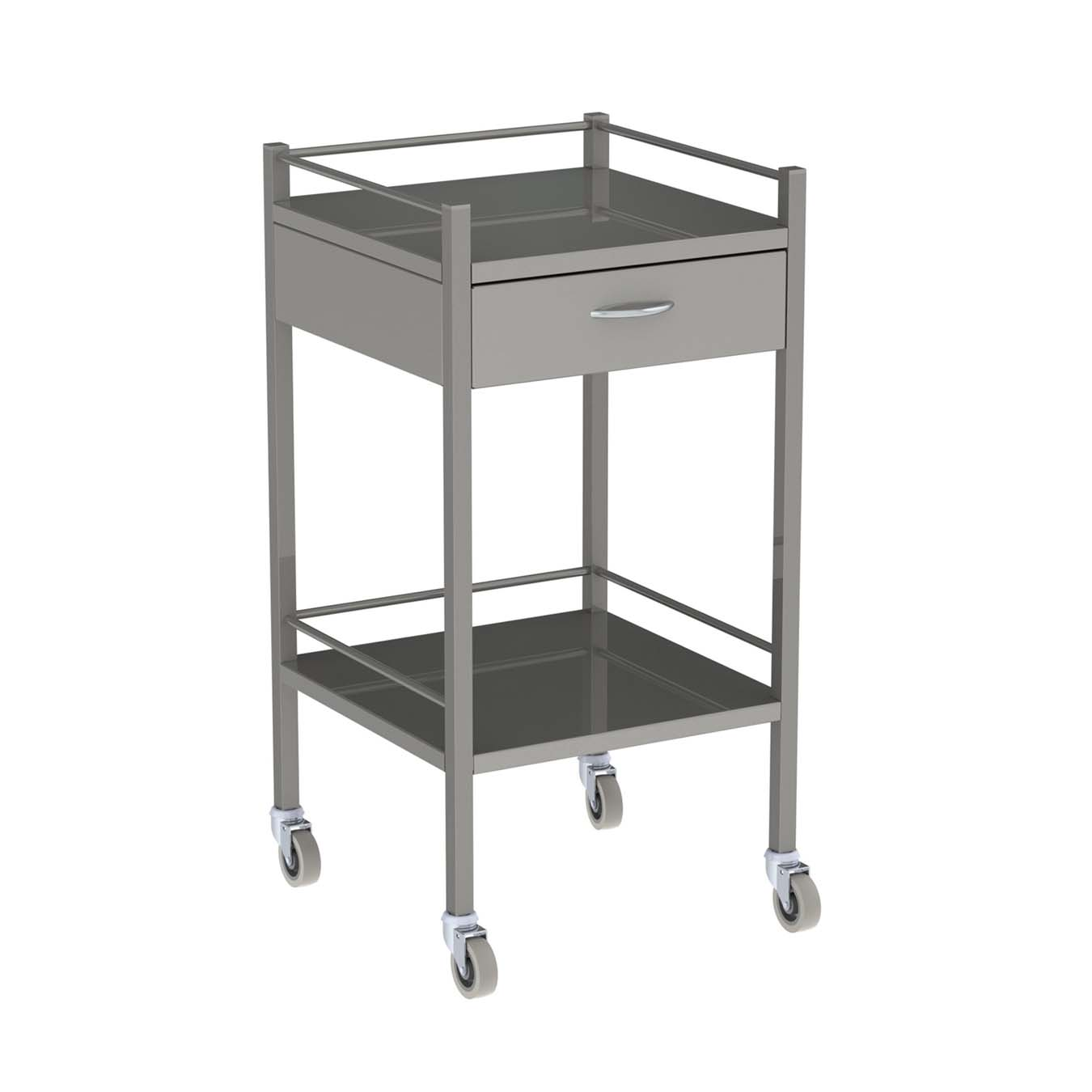 AX054_1_Dressing-Trolley-1-Drawer-With-Rail-Stainless-Steel_490x490x900mm_1